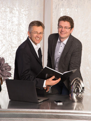 Michael Wörner & Hubertus Neidhart